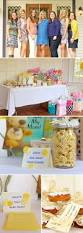 bumblebee themed baby shower the celebration society