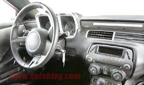 1999 Camaro Interior New Camaro U0027s Interior Is Hideous