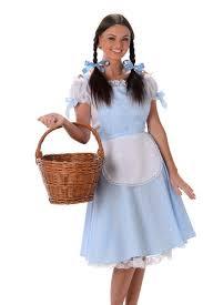 Womens Dorothy Halloween Costume Dorothy Ladies Fancy Dress Book Week Character Womens