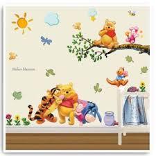 Winnie The Pooh Wall Decals For Nursery Winnie The Pooh Wall Ebay