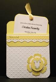 Pocket Invites Creative Smiles Baby Shower Pocket Invitations