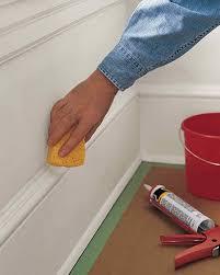 Laminate Floor Caulk Painting Prep Tips Martha Stewart