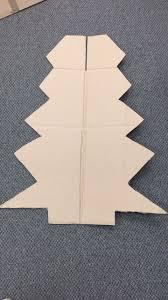 diy cardboard christmas tree fry wagner moving u0026 storage