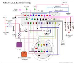 4l80e wiring schematic 700r4 wiring schematic u2022 wiring diagram