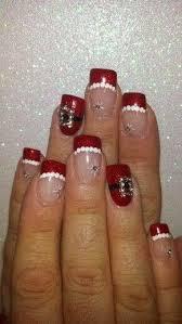 best 25 christmas gel nails ideas on pinterest gel nail color
