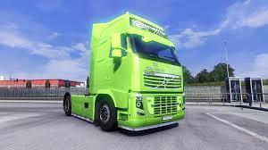 2015 volvo truck skin xxl ghp for volvo truck for euro truck simulator 2