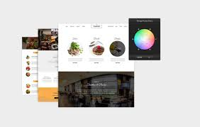 restaurant theme ideas meet the flavour a restaurant wordpress theme with a classy and