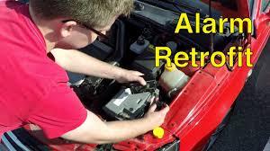 alarm system retrofit saab 9 5 saab 9 3 complete guide