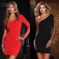 online get cheap red summer dress holes aliexpress com alibaba