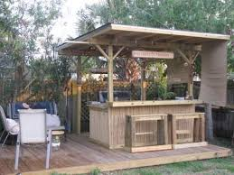 Backyard Bar Ideas Best 25 Rustic Outdoor Bar Ideas On Pinterest Rustic Outdoor