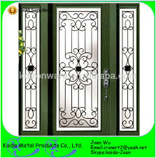 ornamental iron door grilles inserts wholesale view