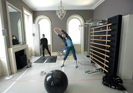home exercise room design layout home exercise room layout gym tent room by view in gallery classic