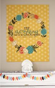 in everything give thanks thanksgiving print company