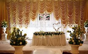 Wedding Backdrop Curtains For Sale Wedding Backdrop Curtains Valances Wedding Backdrop Curtains