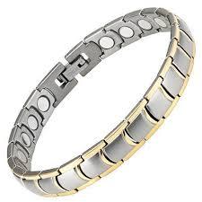ladies bracelet with images Ladies titanium magnetic bracelet willis judd jpeg