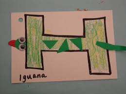explore to learn early literacy fun i is for iguanas and