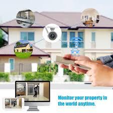 amazon com iegeek wifi wireless security camera outdoor ip camera