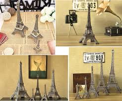 Buy Now Pay Later Home Decor by Amazon Com Niceeshop Tm Home Decoration Eiffel Tower Metallic