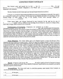 Agreement Templates Free Word S Investors Agreement Investor Contract Agreement Form With Sample