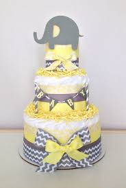 24 best yellow and gray baby shower ideas images on pinterest