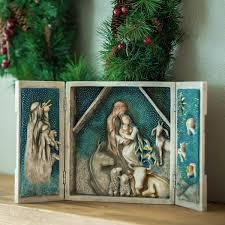 starry willow tree nativity dayspring