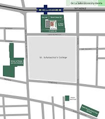 La Salle Campus Map File Csb Vicinity Map Png Wikipedia