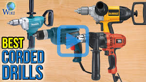 Tork 15 Amp Heavy Duty by Top 10 Corded Drills Of 2017 Review