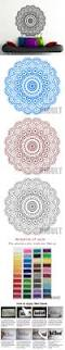 Wall Decals Mandala Ornament Indian by 43 Best Murales Images On Pinterest Wall Stickers Bedroom Ideas