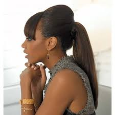 short ponytails for short african american hair cute updos for short hair african american