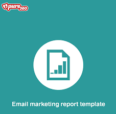 Email Marketing Report Template by Email Reporting Easier With Our Report Template Pure360