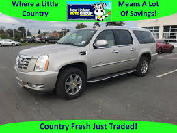 used cadillac escalade 2007 2007 used cadillac escalade esv at toyota serving