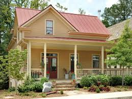 Homes With Wrap Around Porches Country Style Photo Page Hgtv