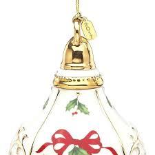 lenox ornaments gems drum ornament series began in