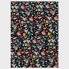 bird wrapping paper airmail bird wrapping paper by lesley barnes soma gallery