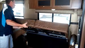 bedroom rv couch bunk bed carpet decor lamps rv couch bunk bed