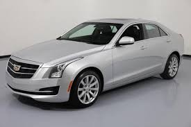 2013 cadillac ats white used cadillac ats for sale stafford tx direct auto