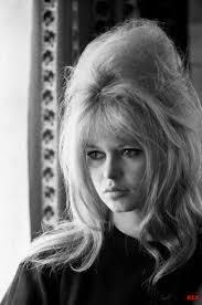 Birdget Bardot - top five hairstyles ever brigitte bardot