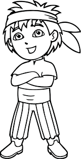 the explorer coloring pages within 40 various dora color christmas