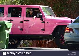 pink jeep rubicon pink jeep stock photos pink jeep stock images alamy