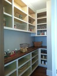 Ideas Concept For Butlers Pantry Design Veranda Interiors Microwave In The Pantry Open Shelving