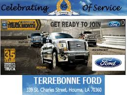 terrebonne ford used trucks terrebonne ford houma la 70360 car dealership and auto
