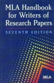 mla handbook for writers of research papers 7th edition buy mla