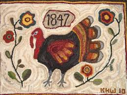 Wool Hand Hooked Rugs 1347 Best Hooked Rugs And Punch Needle Images On Pinterest Rug