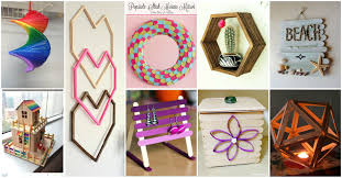 diy popsicle sticks home decor ideas that you will love