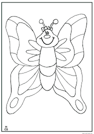 spring coloring sheets butterfly coloring pages printable printable butterfly coloring