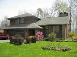 Mid Century Modern Ranch Landscaping Mid Century Modern Houses Green Midcentury Beautiful