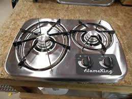 Rv Cooktop What Is The Best 2 Burner Cooktop