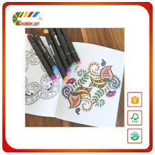 cheap price good quality unique offset paper child color filling
