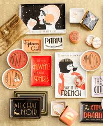 jazz age tray if you can u0027t say anything nice say it in french