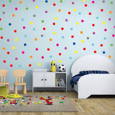 aliexpress com buy 24pcs rainbow multi color size confetti polka aliexpress com buy 24pcs rainbow multi color size confetti polka dots circles vinyl decals wall stickers for home decor m2s1 from reliable stickers for